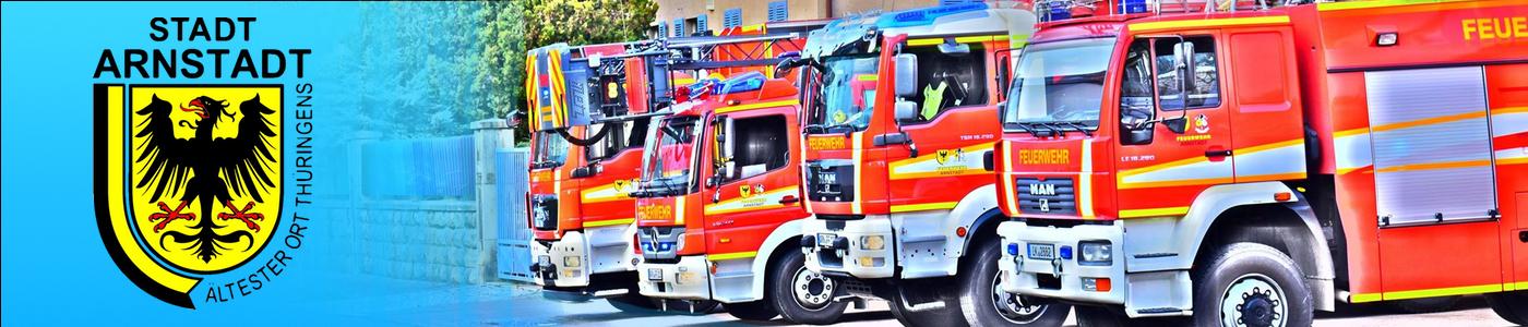 Feuerwehr Arnstadt